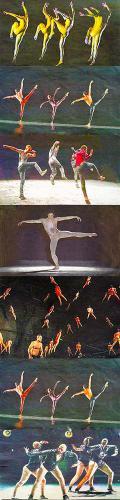 16b Dansers