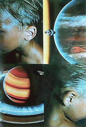 51 David en Saturnus